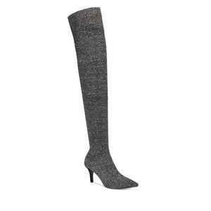 Briella Over The Knee Sock Boots